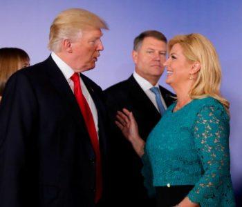 'Pozvala sam Trumpa u posjet Hrvatskoj, razgovarali smo…'