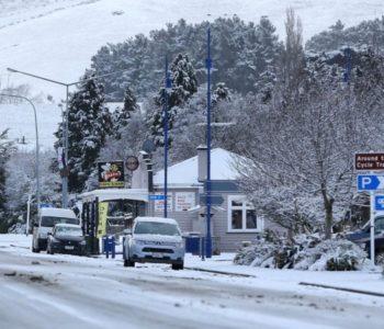 Zimska oluja na Novom Zelandu, 10.000 domaćinstava bez struje