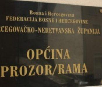 POJAŠNJENJA VEZANA ZA PRORAČUN OPĆINE PROZOR – RAMA ZA 2019. GODINU