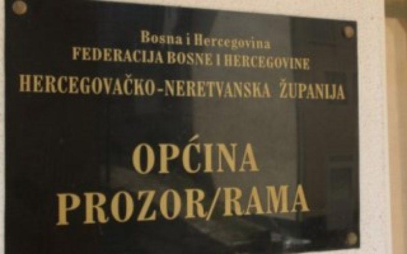 OPĆINA PROZOR-RAMA: JAVNI POZIV  za financiranje i sufinanciranje projekata udruga proisteklih iz rata za 2018. godinu