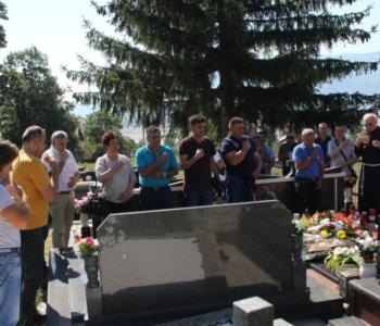 Obilježena 25. obljetnica pogibije Šimuna Fofića Fofe