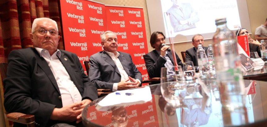 Sanader predstavio knjigu: Ne vraćam se u politiku, ali ću o politici pisati