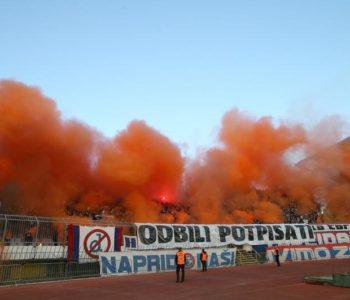 Uefa smanjila kaznu Hajduku