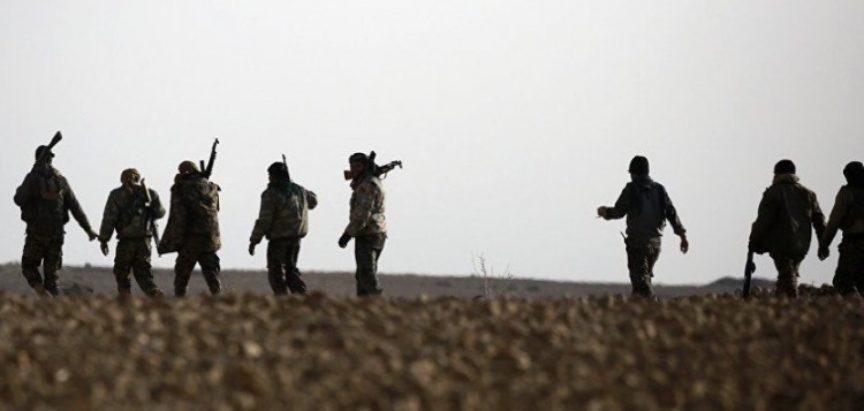 Turska vojska ušla u dva kurdska sela u Siriji
