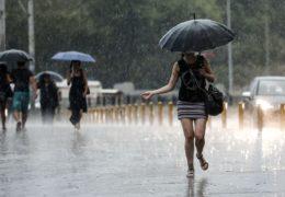 Danas u BiH kiša, pljuskovi i grmljavina
