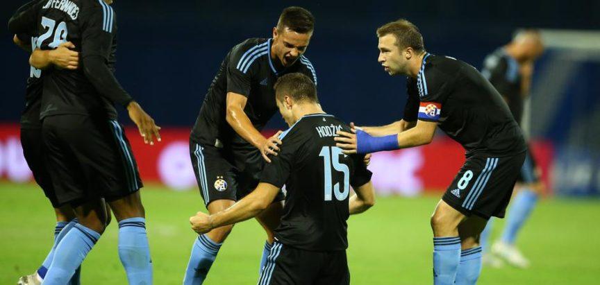 Dinamo preokretom dobio Odd u 100. kvalifikacijskoj utakmici