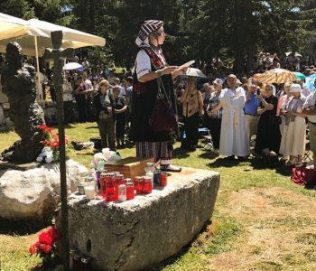 Na Kedžari proslavljen Divin dan