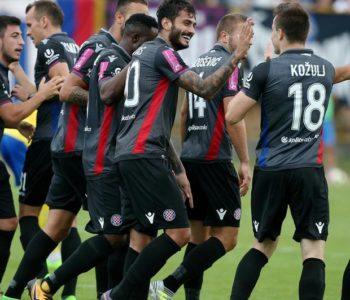 Hajduk izdržao kod Brøndbyja; stoper Danaca dobio je crveni