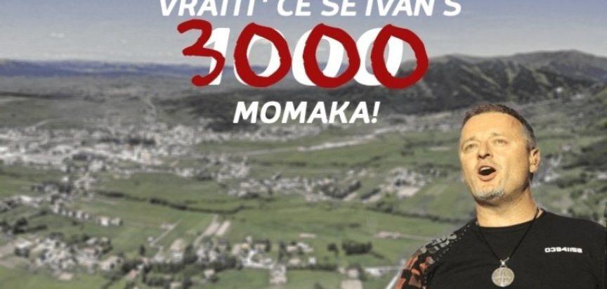PLAN I PROGRAM ZA OKUPLJANJE 1000 IVANA NA KUPRESU