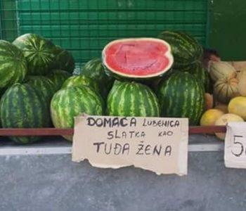 Znate li izabrati pravu lubenicu?
