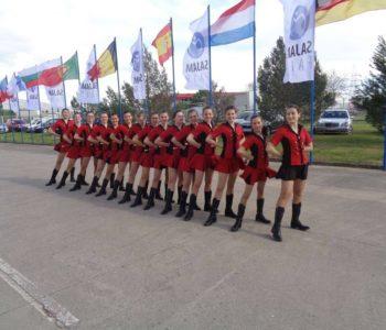 Ramske mažoretkinje pripremaju se za Europsko prvenstvo