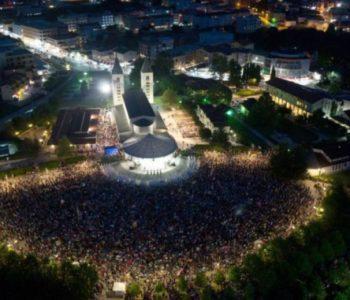Na Mladifestu u Međugorju više tisuća mladih iz cijeloga svijeta