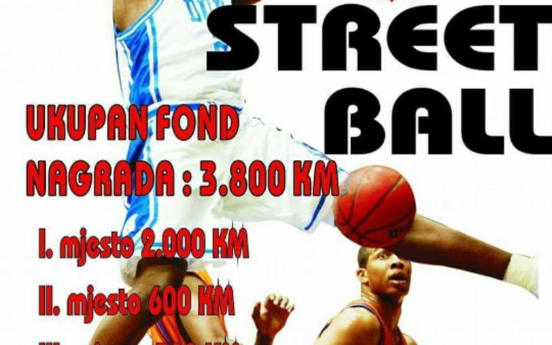 Pozivamo vas na 15. Streetball Prozor-Rama