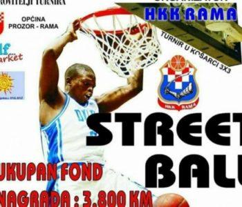 Danas započinje 15. Streetball Rama