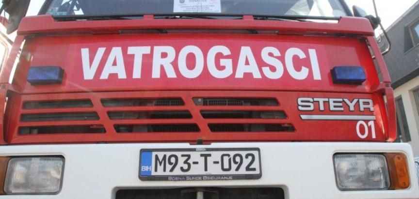 Brojni požari u Hercegovačko-neretvanskoj županiji