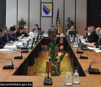 Zastupnički dom PSBiH nije podržao Izvještaj o radu VM BiH za 2016. godinu