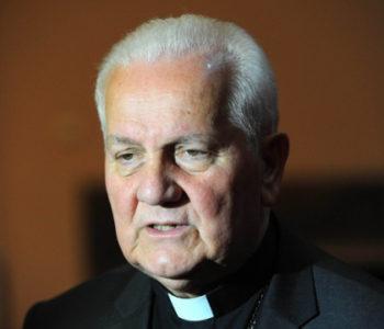 Biskup Komarica u Splitu upozorio na opasnost nestanka Hrvata u RS-u