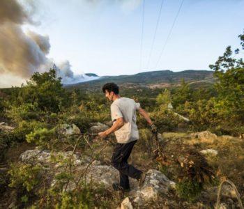 Kaznene prijave protiv maloljetnika zbog požara kod NP Krka