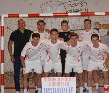 Ramski nogometaši na turniru u Uskoplju  susreli se prije finala