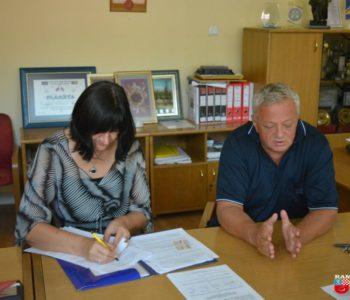Potpisani ugovori za donaciju građevinskog materijala