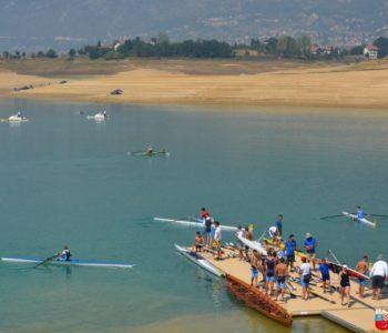"Na Ramskom jezeru održana V. veslačka regata ""Lake to lake"""