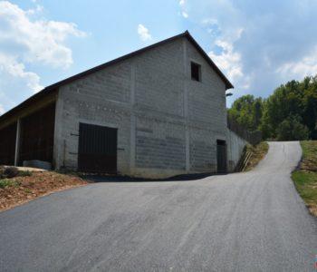 Foto: Općina Prozor-Rama infrastrukturom podupire poduzetnike