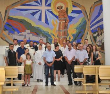 Pedeseta obljetnica braka Marka i Ljubice Brković