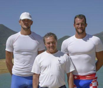 Damir Martin na pripremama na Ramskom jezeru za Svjetsko prvenstvo (VIDEO)