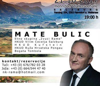 Najava: Šesta humanitarna  Ramska večer u Salzburgu