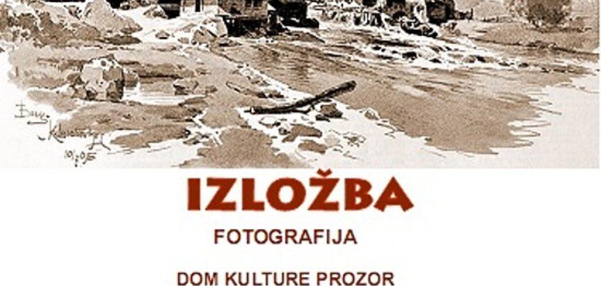 Najava: Izložba starih fotografija Rame u četvrtak, 10.08.2017.
