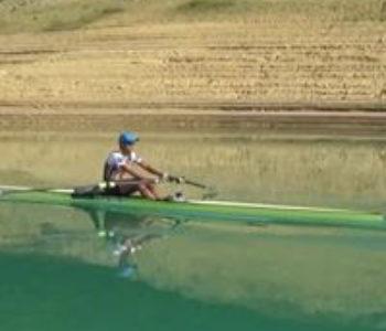 Slovenski reprezentativac na pripremama na Ramskom jezeru