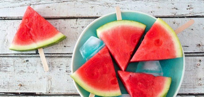 Jeste li znali da lubenica bilda mišiće i to ne samo kad ju dižete?
