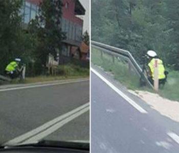 """Samo u BiH: Policajci su dobili """"nove"""" radare, imaju i svoje ime (FOTO)"""