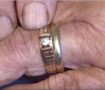 U vrtu prije 13 godina izgubila prsten pa se šokirala kada je saznala gdje je pronađen
