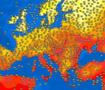 HRVATSKA JE NAJTOPLIJA U EUROPI