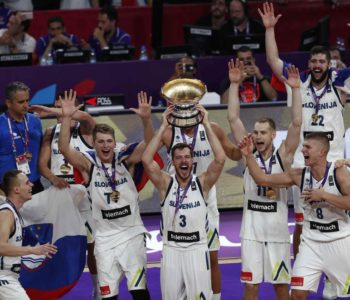 Utrpao 35 i Sloveniji donio europsko zlato