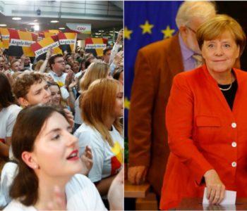 Merkel proglasila pobjedu: 'Želim pridobiti glasače AfD-a'