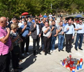 Na Hudutskom obilježena 24. godišnjica stradanja pripadnika brigade Hrvoja Vukčića Hrvatinića