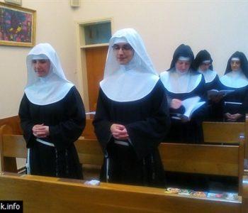 Ramkinja Brigita i Čapljinka Anamarija primile redovničke zavjete i pristupile redu klarisa