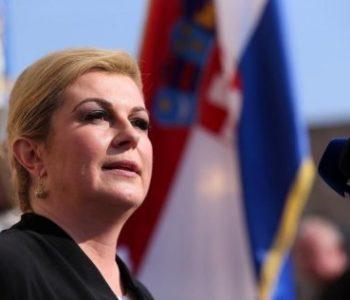 Kolinda o Komšiću: 'On nije izabran većinskom voljom hrvatskog naroda u BiH i personifikacija je preglasavanja Hrvata'