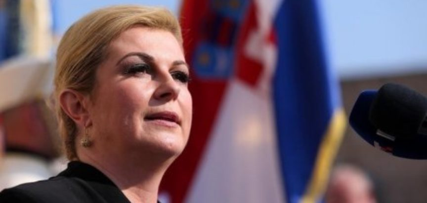 Predsjednica Hrvatske u Mađarskoj traži objašnjenje za blokadu