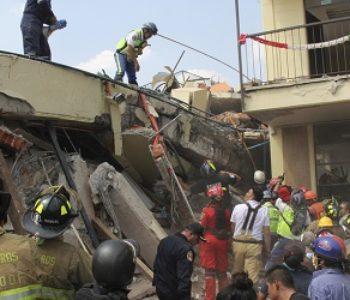 Potresne slike iz Meksika obilaze svijet: razorni potres odnio gotovo 150 života