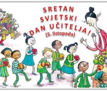 Svjetski dan učitelja