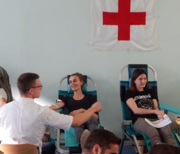 Provedena još jedna uspješna akcija darivanja krvi; prikupljeno 58 doza