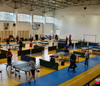 "Foto: Održan međunarodni stolno-teniski turnir ""Rama open 2017."""