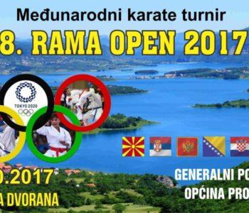 """Pripreme za """"Rama open 2017."""" teku prema planu"""