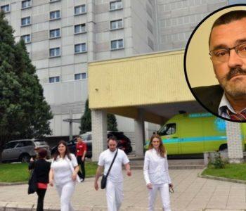Kvesić: U SKB Mostar pristuna bakterija Klebsiellea, to nije nikakva tajna