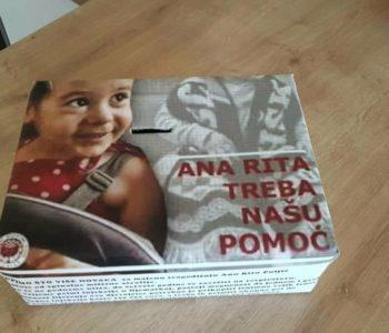 Ramljaci nizom aktivnosti pokrenuli humanitarnu akciju za Anu Ritu Puljić