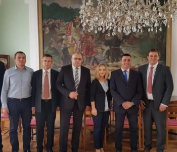 Tomislavgrad i Đakovo potpisali povelju prijateljstva