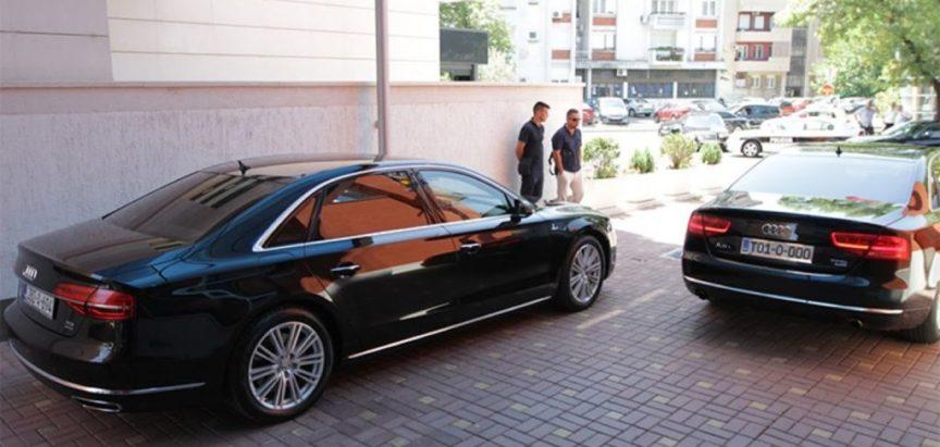Tri člana Predsjedništva BiH imaju 24 vozila i 14 vozača